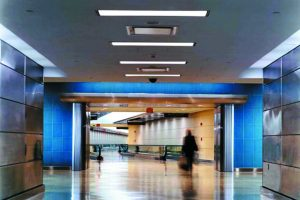 Ronald Reagan National Airport Pedestrian Tunnel