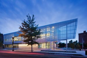 Watha T.Daniel/Shaw Library