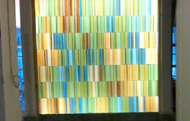 Lighting an Art Wall at Fallsgrove Executive Office