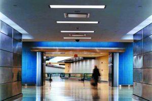 Ronald Reagan National Airport Pedestrian Tunnel
