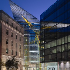 300 New Jersey Ave. Featured in Architectural Record