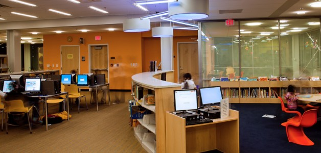 New Shaw Library Best Building in 2010