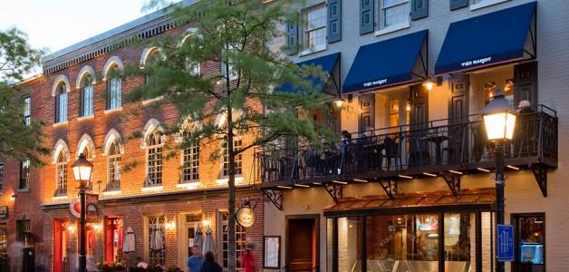 Fish Market Restaurant & Pop's Ice Cream Shop wins Alexandria Preservation Award