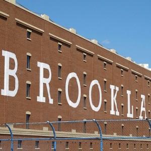 New Brookland Sign at Monroe Street Market