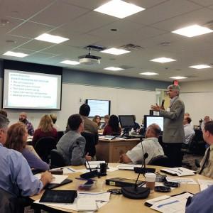 MCLA attends SCUP Mid-Atlantic Symposium