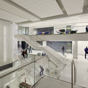 MCLA's Georgetown University School of Continuing Studies Featured in Interior Design
