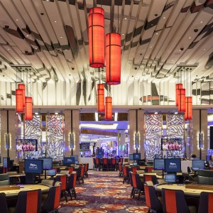 LED Lighting and Color at MGM National Harbor