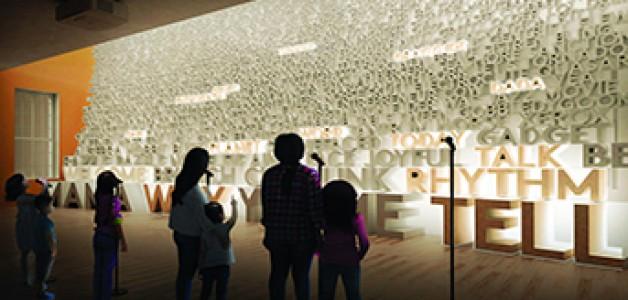 Planet Word Museum Breaks Ground