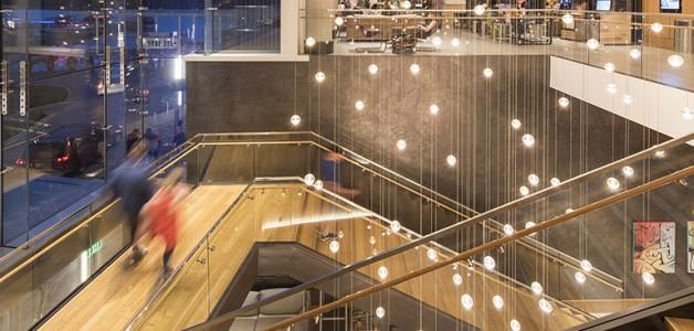 Wharf Hotel Earns LEED Gold rating